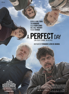 A perfect day / Un film de Fernando Leon de Aranoa