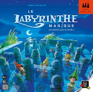 Le labyrinthe magique (Gigamic)