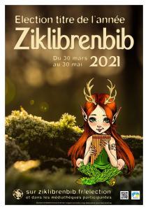 Ziklibrenbib, élection du titre de l'année 2021 !