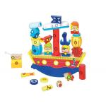 Le bateau pirate