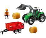 Tracteur et remorque