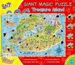 """Puzzle magique """"l'île au trésor"""""""
