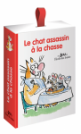 Le chat assassin à la chasse
