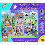 """Puzzle magique """"la maison hantée"""""""