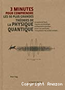 3 minutes pour comprendre les 50 plus grandes théories de la physique quantique
