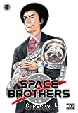 Space brothers, tome 02