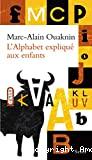 L' alphabet expliqué aux enfants