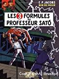 Les 3 formules du professeur Sato T.2