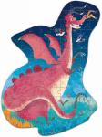Fantasy puzzle - Dragon
