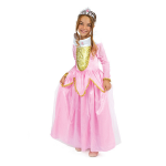 Costume princesse rose (6/8 ans)