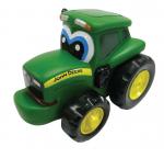 Pousse et roule Johnny le tracteur
