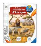 Je découvre les animaux d'Afrique et stylo interactif